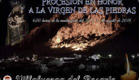 Procesión de las Piedras en Villaluenga del Rosario